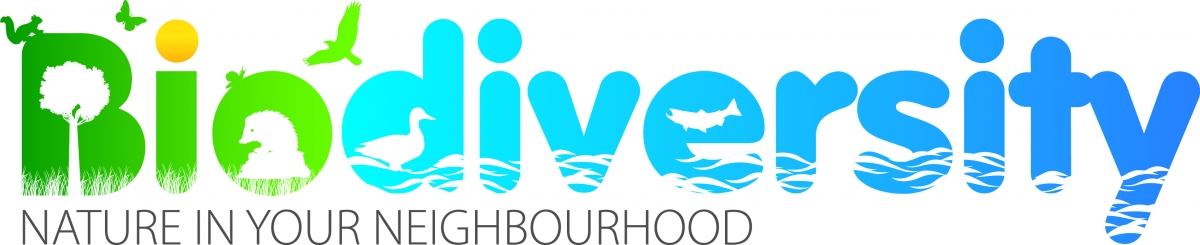 Biodiversity nature in your neighbourhood - logo