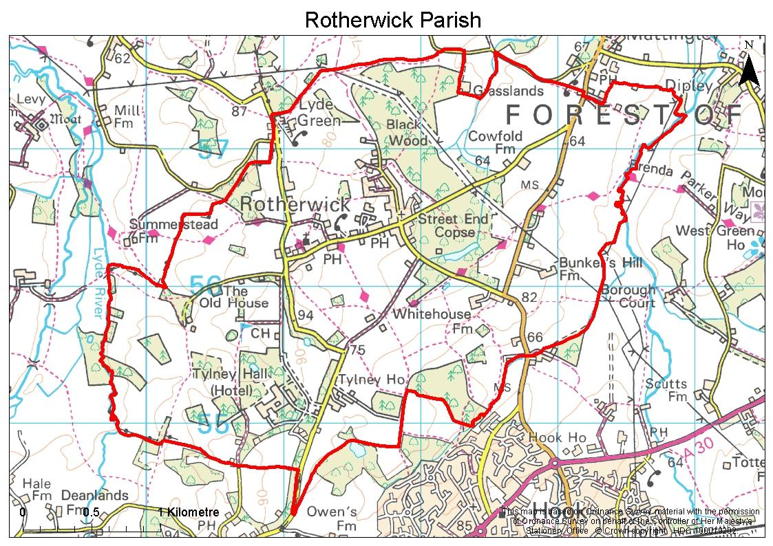 Rotherwick Hart District Council